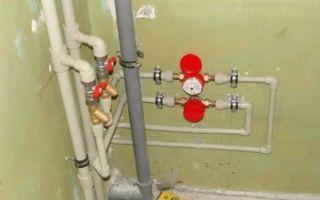Замена старых стояков холодного и горячего водоснабжения в квартире
