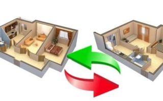 Правила перепланировки в панельном доме