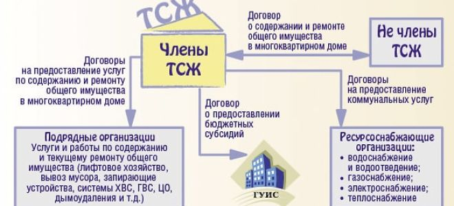 Председатель ТСЖ не собственник жилья