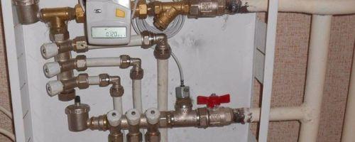 Тепловые счетчики на отопление в МКД
