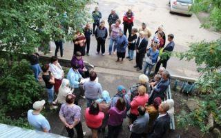 Протокол собрания совета многоквартирного дома