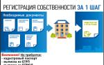 Какие документы нужны  для оформления квартиры в собственность?