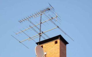 Коллективная антенна в МКД