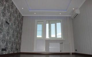 Стандартная высота потолков в панельном доме