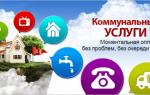 Платные и бесплатные услуги ЖКХ в приватизированной квартире