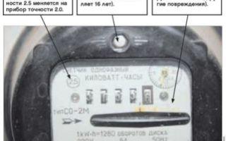 Какой срок эксплуатации у электросчетчика