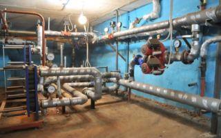 Как работает тепловой узел в многоквартирном доме