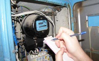 Проверка электросчетчика