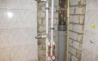 Заявление на замену стояков водоснабжения