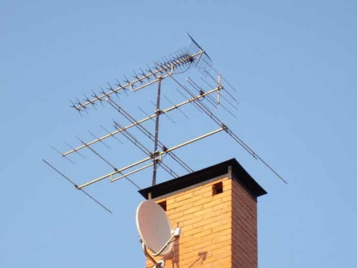 коллективная антенна