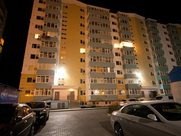 Освещение придомовой территории многоквартирного дома: закон