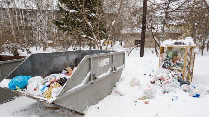 Тарифы на вывоз мусора в 2018 году