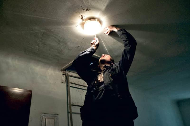 замена лампочек мкд