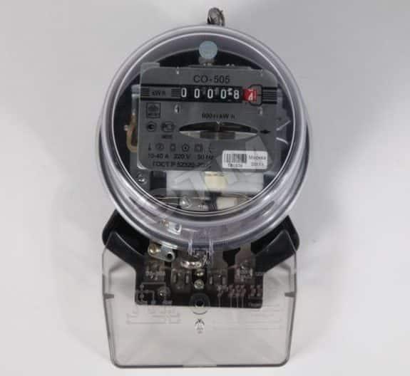 Электросчетчик CO 505