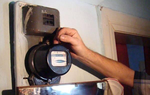Штраф за магнит на счетчик электроэнергии-2