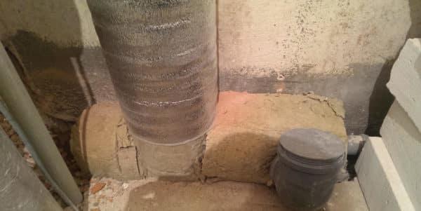 Звукоизоляция канализационного стояка